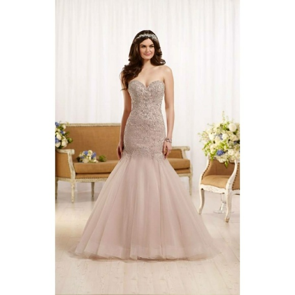 New Essence Of Australia Wedding Dress | Poshmark